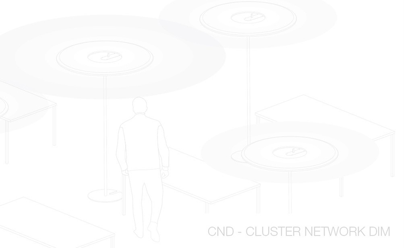 CND-Cluster Network Dim-Alone at Work