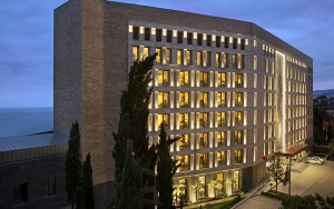 Hilton Trabzon @Dark Lighting Systems