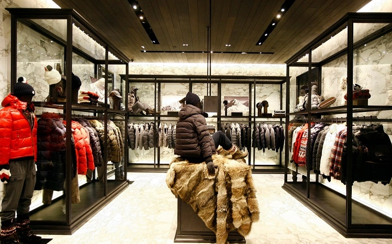 Moncler İstinye Park AVM@Dark Lighting
